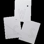 design letters kleurboek letters paint book