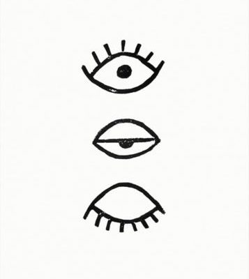 fine little day eye eye poster