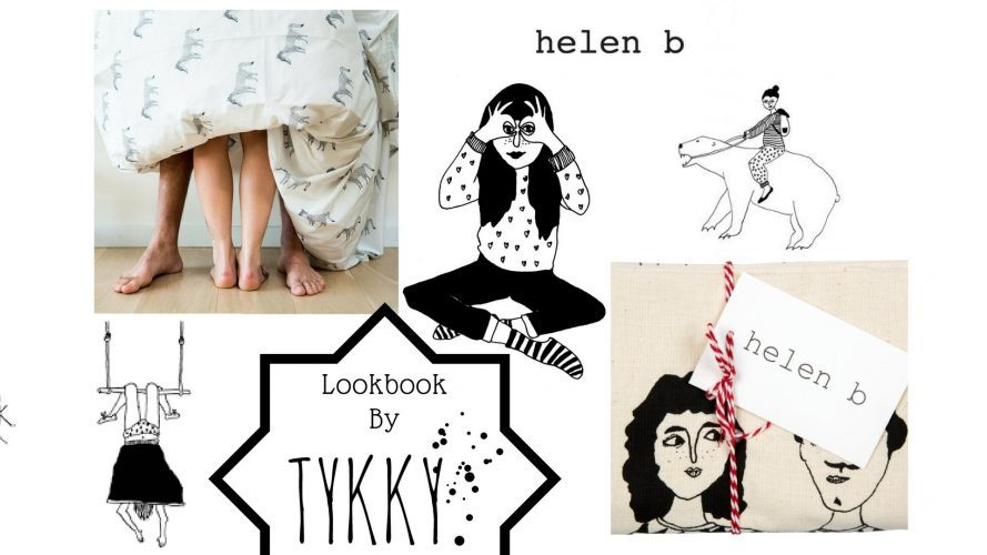 Helen B producten | Tykky neemt je mee op reis naar een wonderbaarlijke wereld!