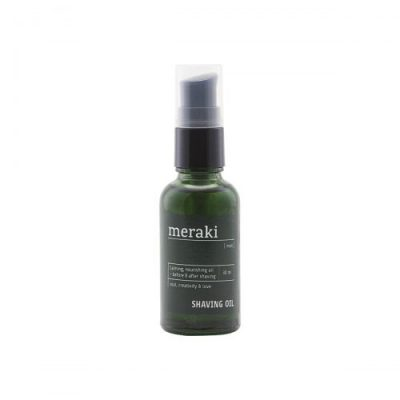 meraki shaving oil