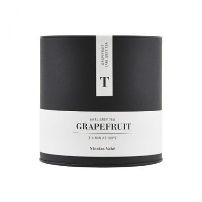 nicolas vahé earl grey tea grapefruit