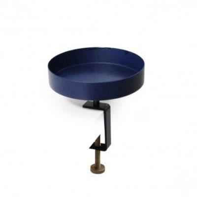 navet stkhlm clamp tray klein blauw