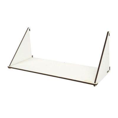 tolhuijs fency wandrek plank dubbel geperst papier licht 39x18 cm