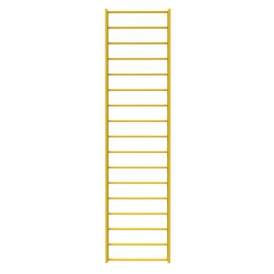 tolhuijs fency wandrek systeem geel 80x120 cm
