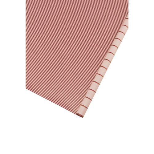 house doctor monograph gift wrapping inpakpapier stripes red pink rood roze
