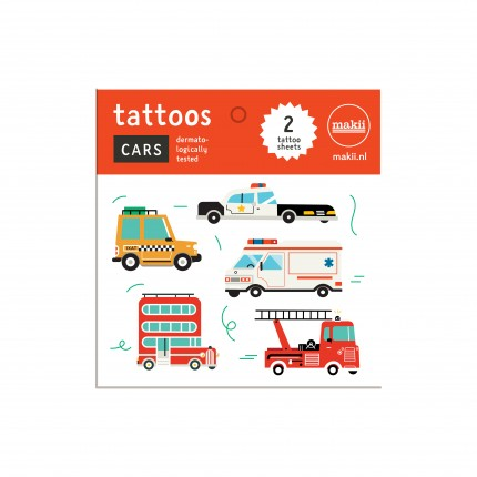 makii tattoos cars autos