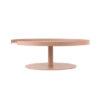designbite big hug cake stand taartenstandaard dienblad tray level 1 blush nude