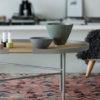 designbite big hug coffee table bijzettafel salontafel ovale ovaal bone grijs midnight blue donkerblauw