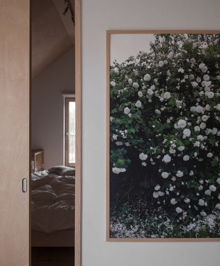 Fine Little Day White Roses Poster