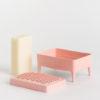 Foekje Fleur Bubble Buddy Kits pink incl soap zeep