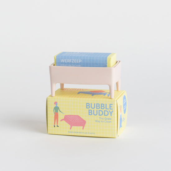 Foekje Fleur Bubble Buddy Kits powder incl soap zeep