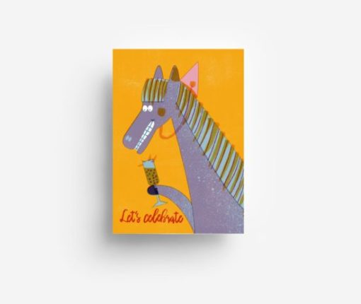 jungwiealt barbara dziadosz postkarte postcard ansichtkaart kaart paard horse