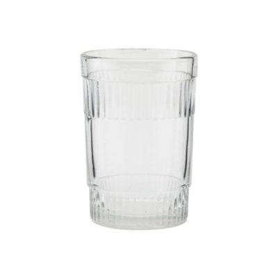 house doctor society of lifestyle glass glas wasserglas waterglas theelicht misty clear