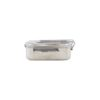 Society of Lifestyle House Doctor Lunchbox Brotdose lunch box brooddoos boxit silver finish large