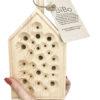 BIBO bee hotel bijen hotel bienenhotel tykky loland design outdoors garden garten tuin accessoires