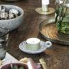 theelichthouder tealight holder freja lightblue lichtblauw blau candle stand tykky house doctor society of lifestyle