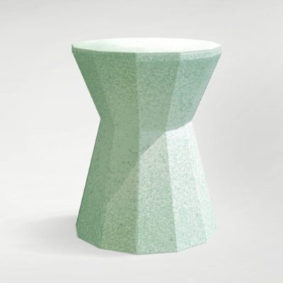 mabel jade side table coffee table jade groen smallrevolution dk tykky woonaccessoires duurzaam design recycled material danish design