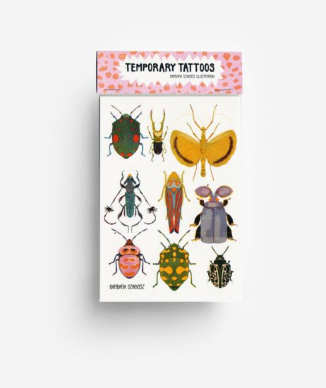temporary tattoos bugs kids toys accessories jungwiealt tykky gift idea cadeau idee
