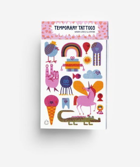 Temporary Tattoos Creatures