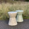 mabel sidetable stool kruk duurzaam design recycled material small revolution dk tykky