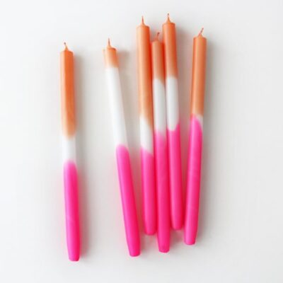kaars candle kerze gradient poppy punch mo man tai design tykky woonaccessoires gift idea kado tip geschenkidee