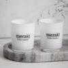 meraki scented candle geurkaars duftkerze winter edition frozen meadow meraki tykky cadeau idee gift idea geschenkidee