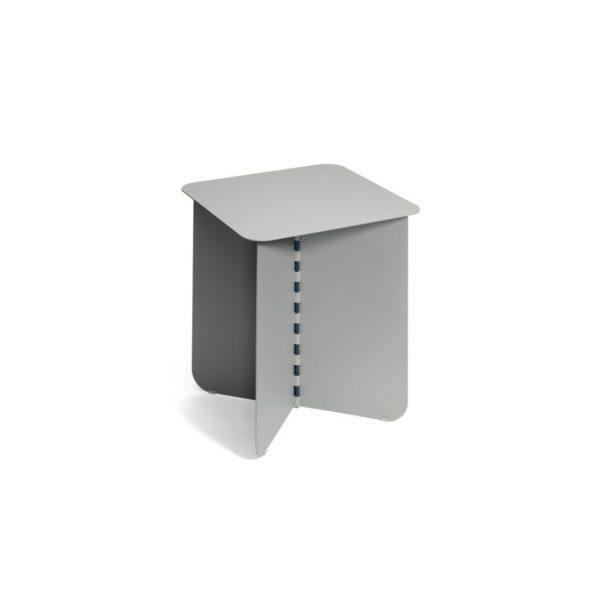 hinge medium grijs lightgrey hellgrau puik design tykky meubel metaal bijzettafel side table beistelltisch