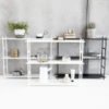 house doctor Shelf Simple grey grijs grau wandrek wandmeubel opbergmeubel regal stellingkast boekenkast house doctor tykky
