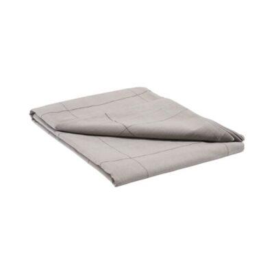 irra tablecloth grey tafelkleed tischtuch tischdecke grijs grau tykky keukentextiel house doctor society of lifestyle woonaccessoires