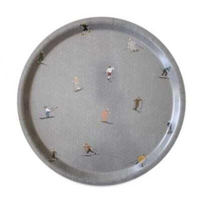 tray dienblad tablett skiers fine little day tykky kitchen accessories keuken accessoires woon deco küchendeko