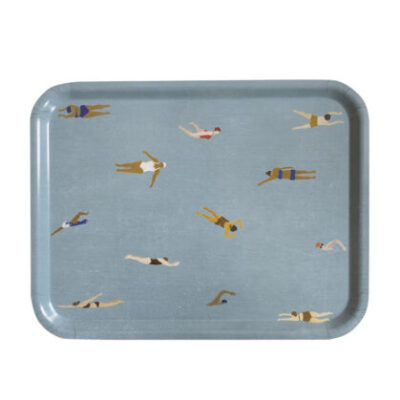 tray dienblad tablett swimmers fine little day tykky kitchen accessories keuken accessoires woon deco küchendeko