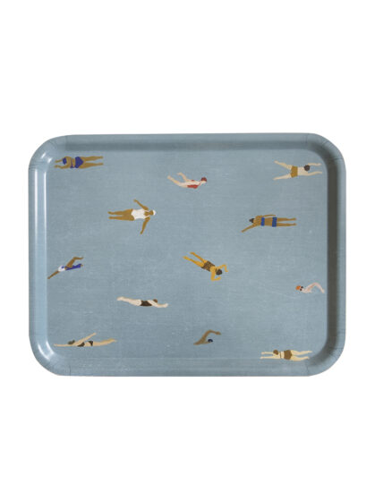 tray dienblad tablett swimmers fine little day tykky kitchen accessories keuken accessoires woon deco küchendeko