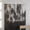 fine little day forest wall hanging 80 x 100 cm tykky wandkleed kinderkamer slaapkamer scandinavische woonaccessoires