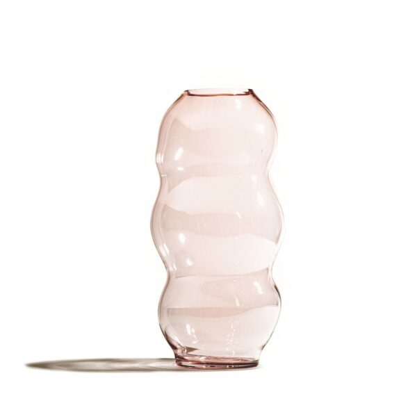 Fundamental Berlin Muse Vase L – Clear Copper