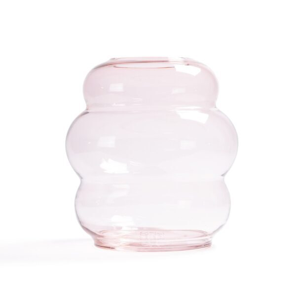 Fundamental Berlin Muse Vase XL – Clear Copper