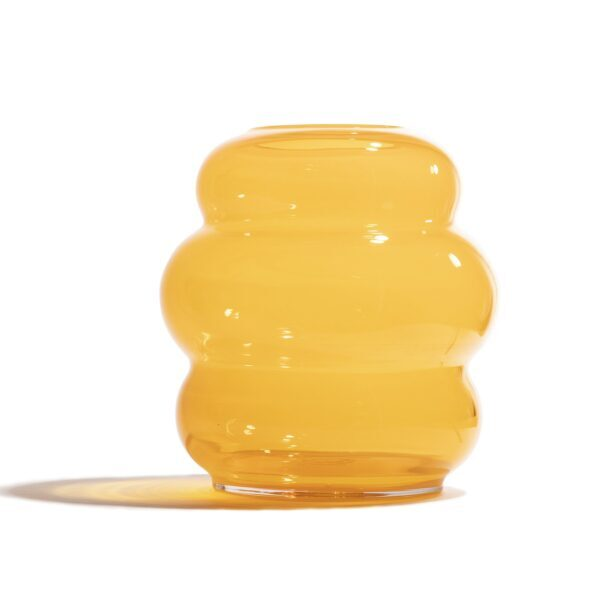 Fundamental Berlin Muse Vase XL – Saffron