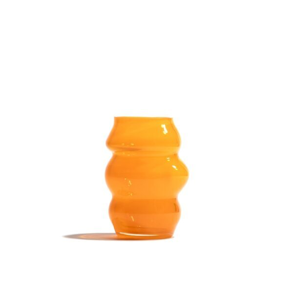 Fundamental.Berlin Muse Vase S – Saffron