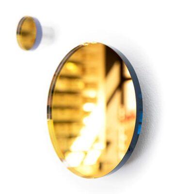 regenbogen wandhaken wandhaak extra groot 15 cm regenboog kleur fundamental berlin tykky woonaccessoires