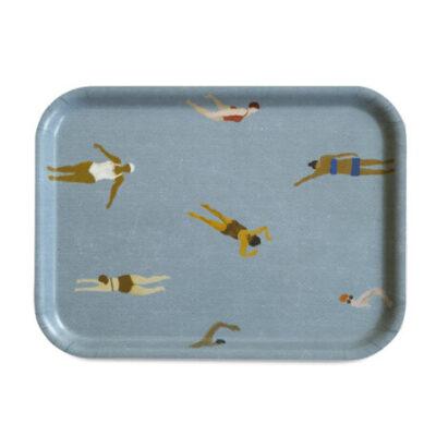 swimmers tray small dienblad fine little day tykky scandinavische woonaccessoires
