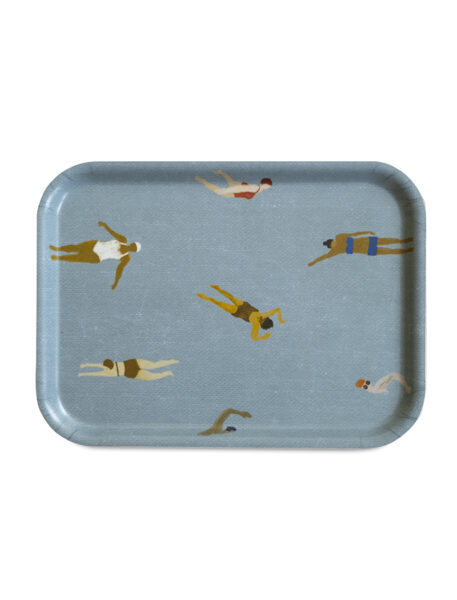 swimmers tray small dienblad fine little day tykky scandinavische woonaccessoires