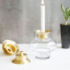 house doctor vase vaas forms low clear society of lifestyle tykky scandinaviische woonaccessoires vasen liebe