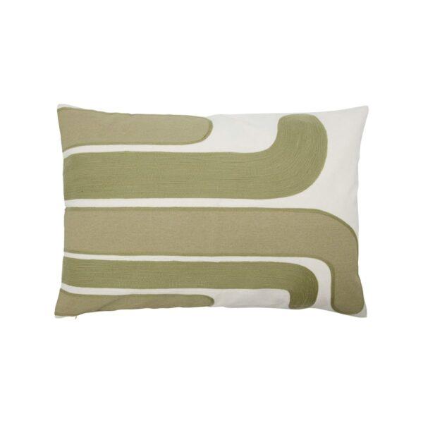 house doctor cushion cover kussenhoes sierkussen curve sand 40 x 60 cm tykky woonaccessoires